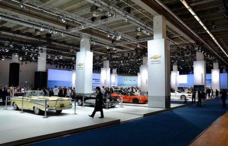 2011 Chevrolet, IAA Frankfurt