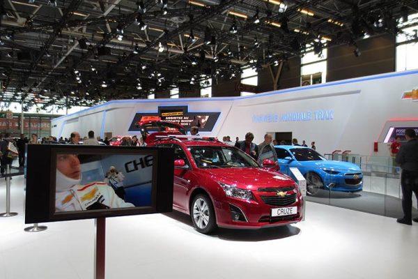 2012 Chevrolet Paris