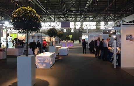ITI World Symposium, Messe, Expo, Projektteam