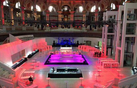 2013, HP FLK und Discover Abendveranstaltung, Eventplanung, Projektteam