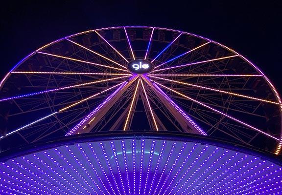 Glo Wheel, Müchen und Berlin